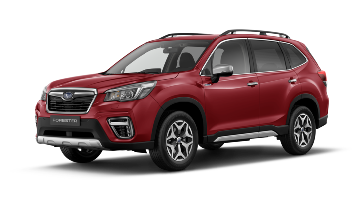 Subaru Forester Hybrid 2.0ie Comfort frontansicht